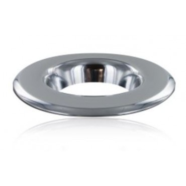 Integral losse ring voor de Led Inbouwspot Fire Chroom Diameter 85mm 66-74-35