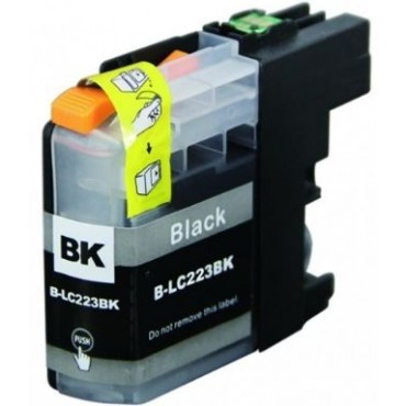 Secondlife Inkt Cartridge Brother LC 223 BK 15mL Black LC223BK 1151115