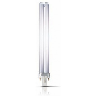 Philips Compact Fluor PLS 7W 827 2700K 2-Pins G23 Extra Warmwit