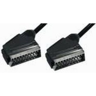 Blueline Video 5187 Scart Kabel Stekker > Stekker 21-Pins 1.50Mtr