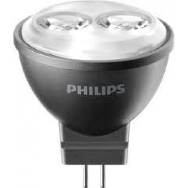 Philips Masterled 35mm 12V 3.5-20W 2700K 24graden GU4 MR11 niet dimbaar
