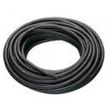 Neopreen / Rubber H07Rn-F 5X4.0Mm Zwart Ring 100Mtr